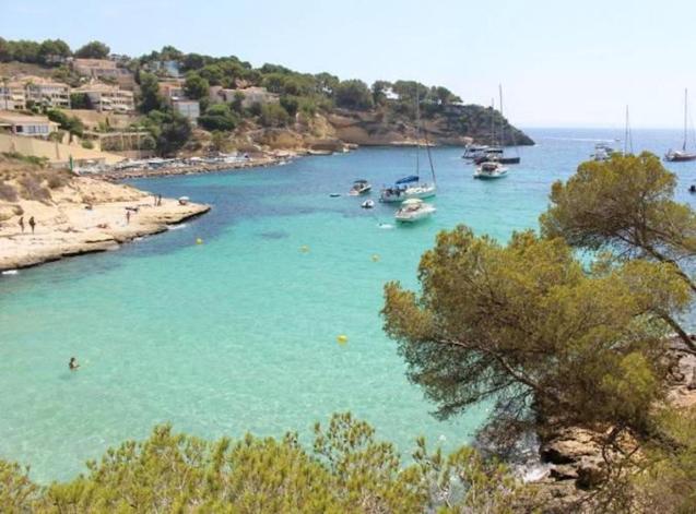 Playa del Mago, Mallorca.