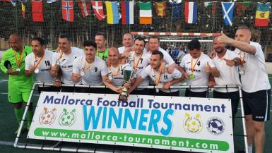 The Mallorca Football Tournament is returning.