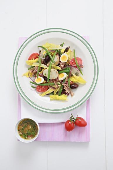 My salad niçoise