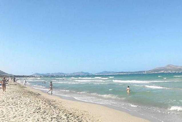 Playa de Muro, Mallorca.