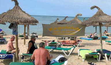 The 'Kegelclubs' have returned to Playa de Palma.