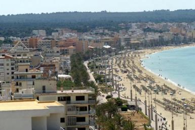 In general terms, the Spanish market is dominating bookings in tourist regions.