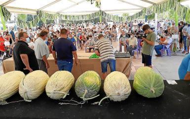 Vilafranca held its melon fair at the weekend.