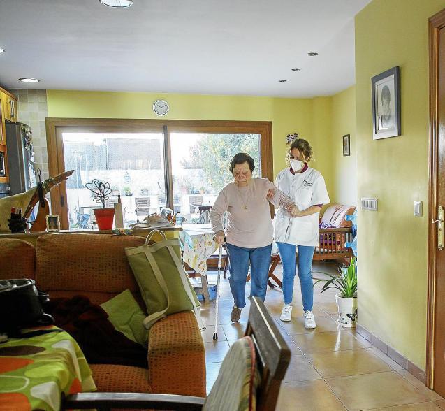 Care home in Mallorca