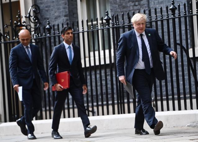 Boris Johnson has a number of battles on all fronts but he is trying to dodge the bullet