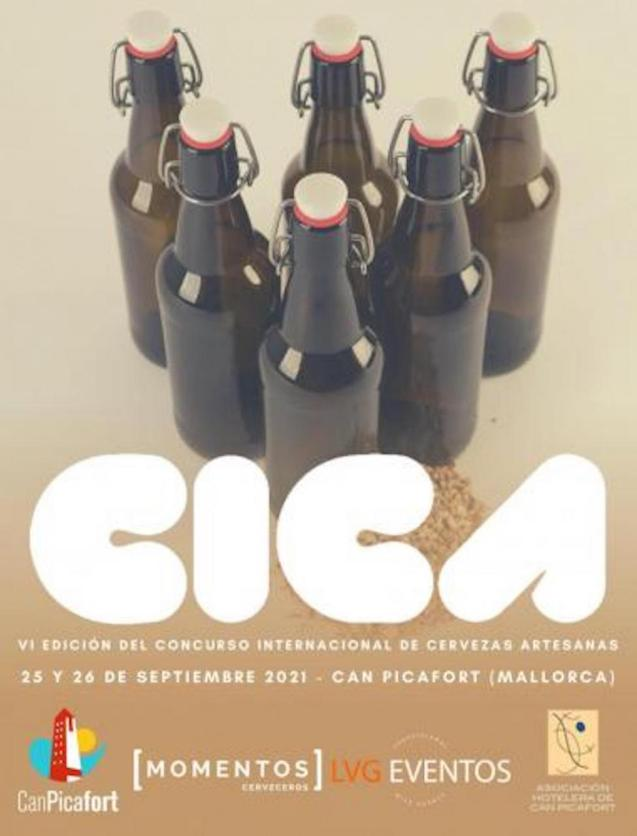 Can Picafort International Craft Beer Competition.