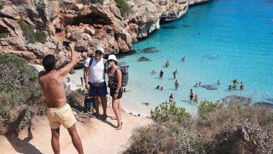 While Spain struggled to revive tourism, Mallorca has topped the Euro league.