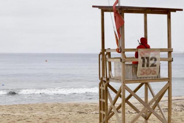 Playa Can Pere Antoni, Palma.