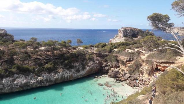 Caló des Moro, Mallorca.
