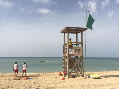 Lifeguards want a specific agreement for working conditions.