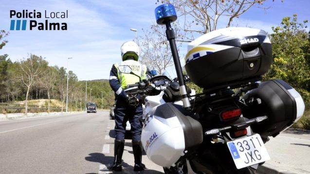 Palma police, Mallorca