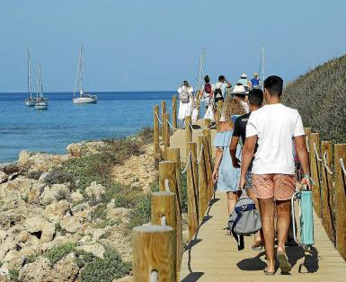Spanish tourism has traditionally been the third largest market for the Balearics.