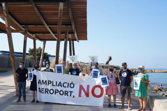 Plans to expand Palma airport and increase passengers numbers is going to face stiff opposition