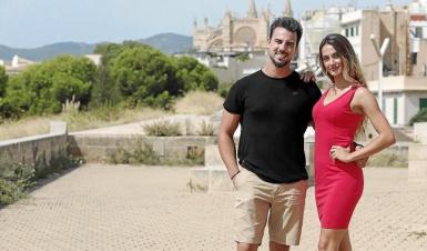 Juan Moyá & Patricia Flores, Balearic representatives in the Ms & Mr International Spain 2021 Competition.