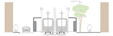 Work on the tram is due to start in 2023.