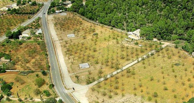 S'Estrema, location for wells in Palma, Mallorca