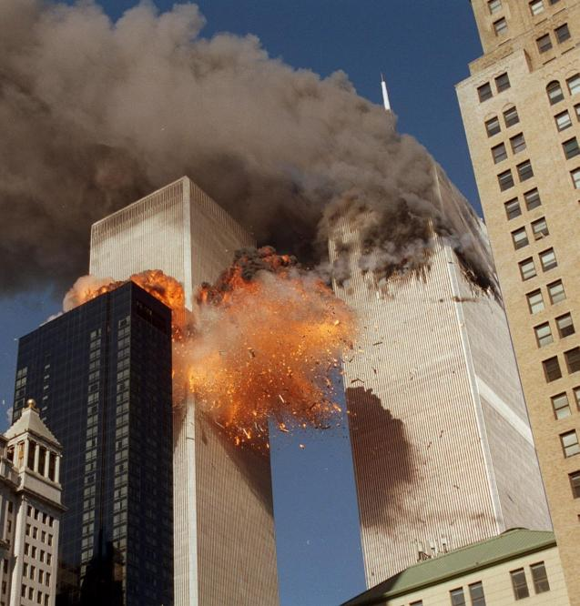 Donald Trelford's thoughts on the US reaction to 9/11.