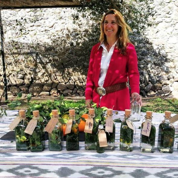 Nuria Basilio from Mallorca Amenity