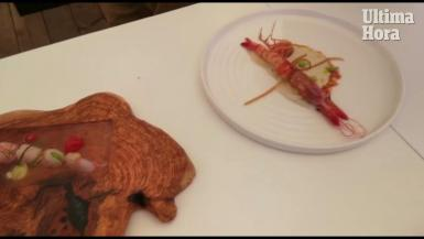 Soller International Shrimp Cooking Competition.