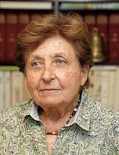 "Margalida Magraner Marcús, co-founder of the ""Majorca Daily Bulletin."""