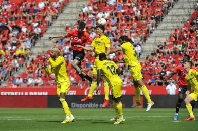 With 13 minutes to go, Mallorca went all out for the winner and came mighty close