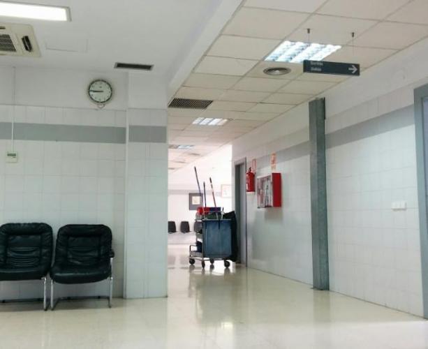 Arquitecte Bennàzar health centre in Palma, Mallorca