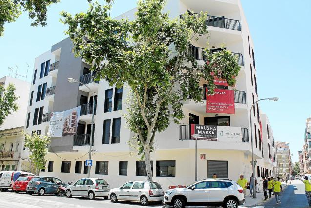 Apartment development in Palma, Mallorca