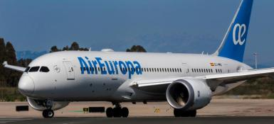 The Mallorca based group Globalia, which owns the airline Air Europa.