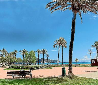 Cala Millor, where the hope is for an extended season.