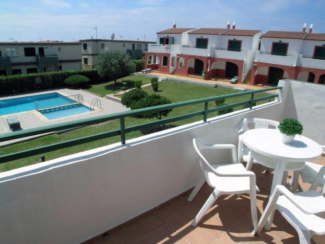 Holiday let accommodation, Menorca
