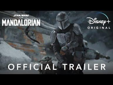 The new season of The Mandalorian starts streaming Friday, October 30, only on Disney+.