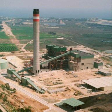 Es Murterar is due to stop all coal-fired production by 2026.
