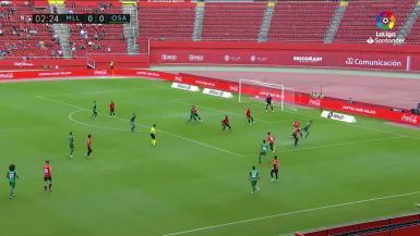 Osasuna v. Real Mallorca