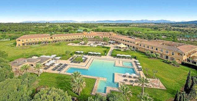 Son Antem Hotel & Golf Complex, Mallorca.