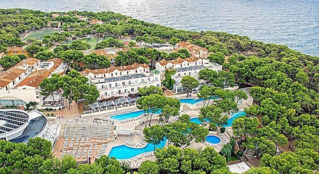 Iberostar Cala Barca Hotel in Portopetro, Mallorca