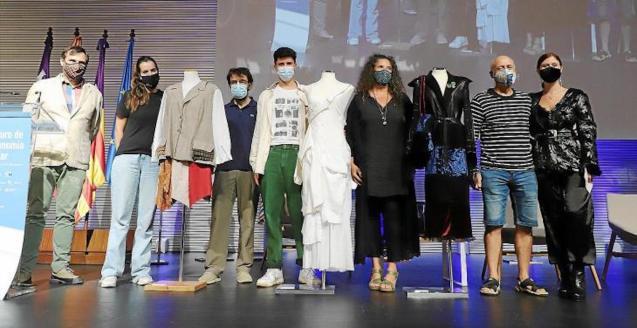 VI Marató de Reciclatge Create de Roba winners.