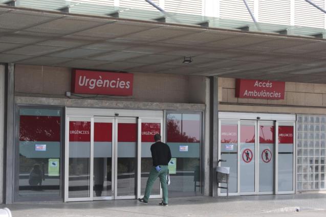Emergencies at Son Llàtzer Hospital in Palma, Mallorca