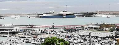 'World Voyager' in Palma.