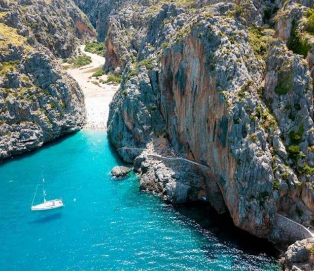 sa Calobra, Mallorca.