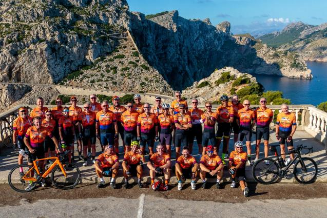 Group at Formentor