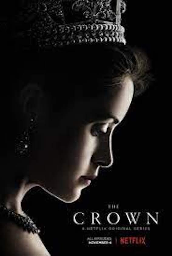 'The Crown' poster.