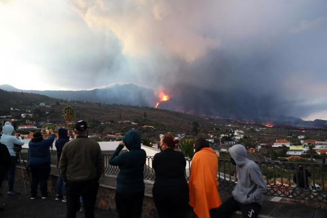 La Palma eruption