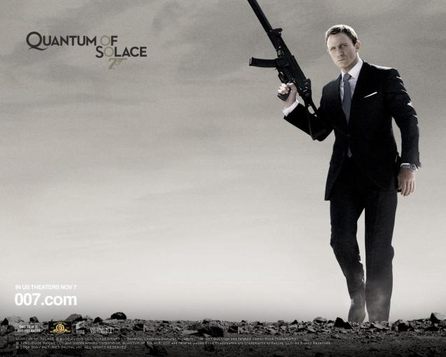 """""""The time has come for James Bond to say goodbye..."""""""