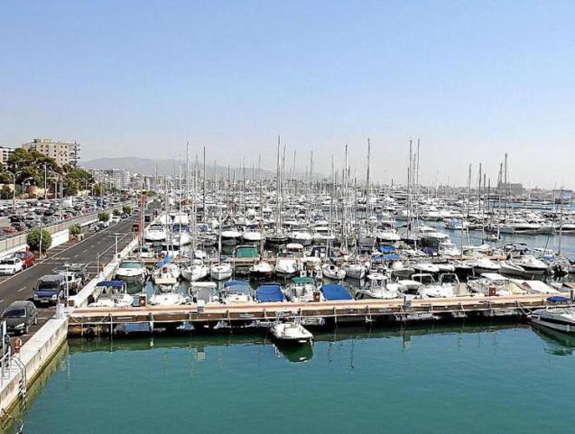 Club de Mar, Palma.