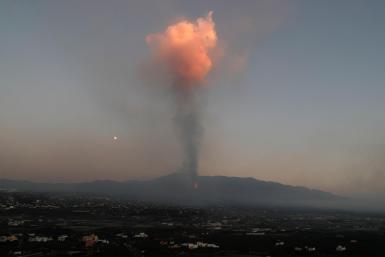Cumbre Vieja volcano continues to erupt in Spain.