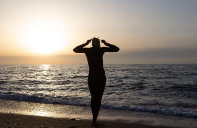 Forward thinking swim teachers don't just teach swimming.