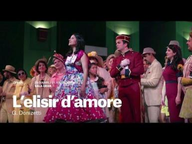 L'elisir d'amore opera at Palma's Teatre Principal this week.