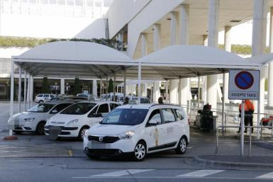 """""""The biggest problem is that half of Palma´s taxis are parked up at the airport...."""""""