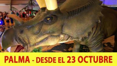Dinosaurs Tour in Palma.