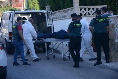 Body of German woman found in Peguera.